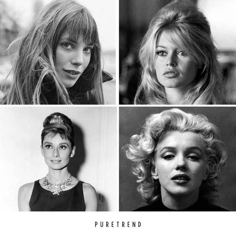 Jane Birkin, Brigitte Bardot, Audrey Hepburn ou Marilyn Monroe : quelle coiffure de star préférez-vous ? 14600810