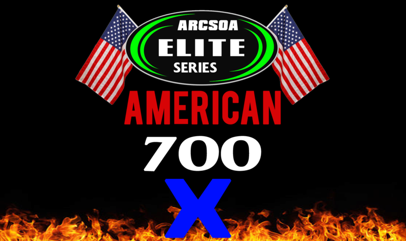 American 700 X Logo competition Simple10