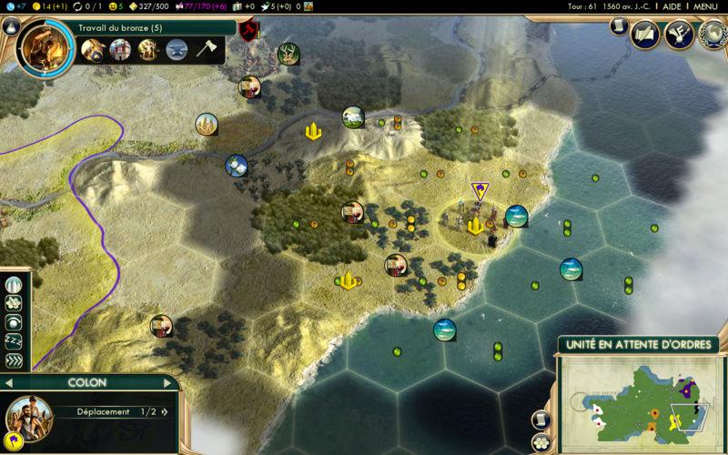 Récit de partie narratif: Civilisation égyptienne Neuvie10