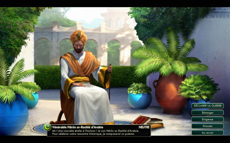 Récit de partie narratif: Civilisation égyptienne Troisi10