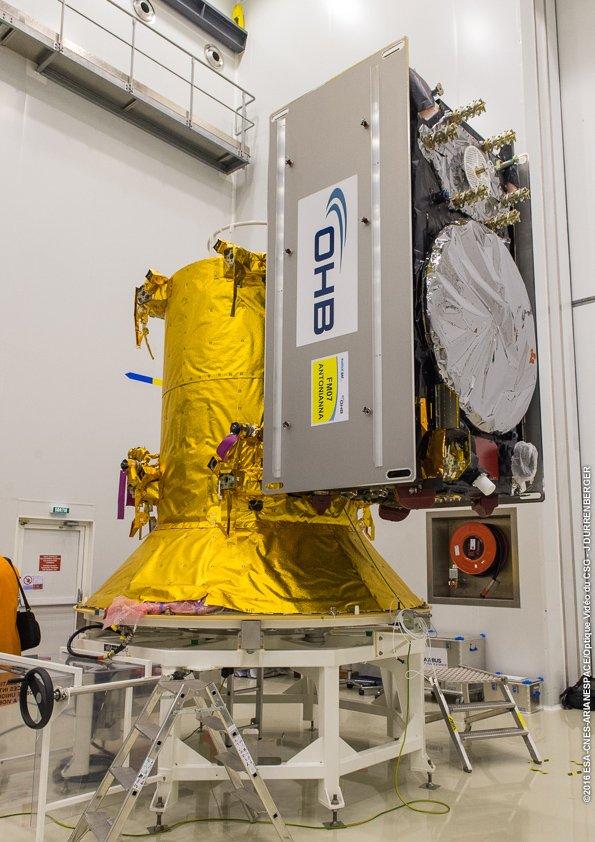 Lancement Ariane 5 ES VA233 / GALILEO (x4) - 17 novembre 2016 126