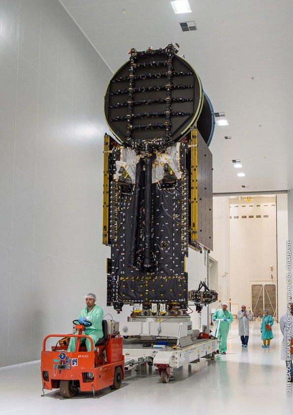 Lancement Ariane 5 ECA VA231 / GSAT-18 & Sky Muster 2 - 4 octobre 2016 - Page 2 127