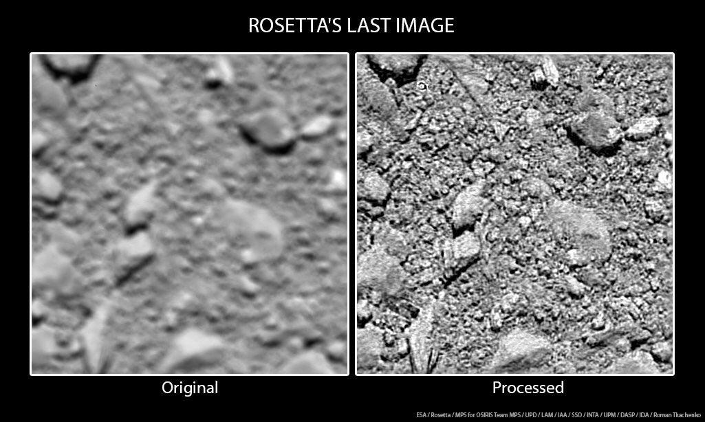 Rosetta : Mission autour de la comète 67P/Churyumov-Gerasimenko  - Page 32 147