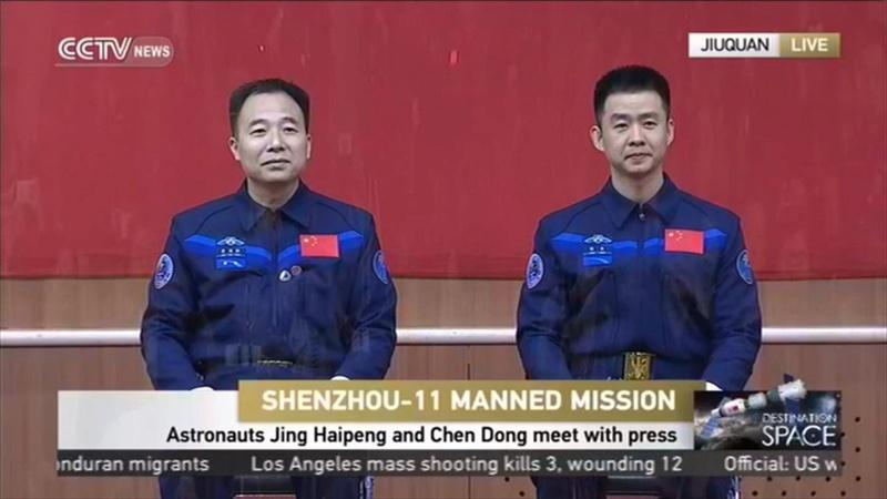 [Chine] Lancement CZ-2F | Shenzhou-11 à JSLC - le 17 Octobre 2016 - Page 2 167