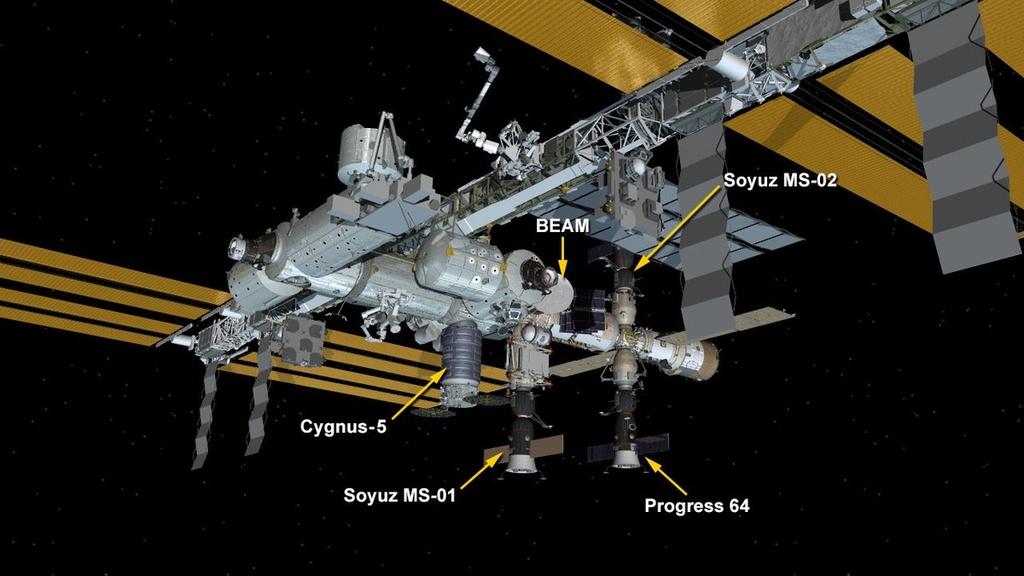 Lancement Antares 230 / Cygnus OA-5 - Wallops - 17 Octobre 2016 - Page 5 176