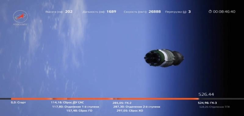 Soyouz-FG (Soyouz MS-02) - 19.10.16 - Page 7 Scree100