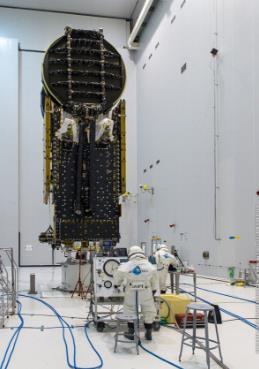 Lancement Ariane 5 ECA VA231 / GSAT-18 & Sky Muster 2 - 4 octobre 2016 - Page 2 Screen35