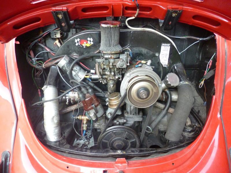 carburateur 34 PICT-3 en remplacement d'un 30/31 PICT  0810