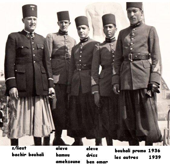 generaux Marocains chanceux جنرالات المغرب المحضوضون Buhali10