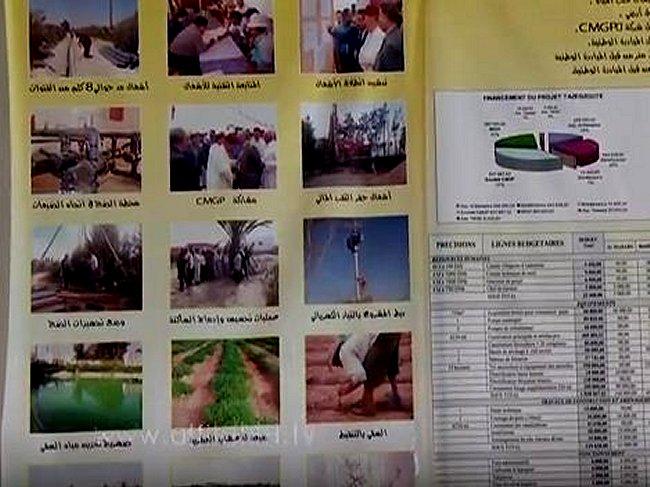 Irrigation collective association Touzaikou et Afgraiss  مشروع تزكزاوت   للسقي الجماعي Mimoun28