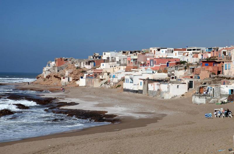 Tifnit le fleuron de la mafia immobilière a Sidi Bibi  Tifa110