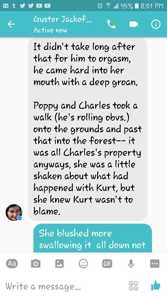 Poppy x Kurt // Charlotte x Charles(dead)  - Page 32 147