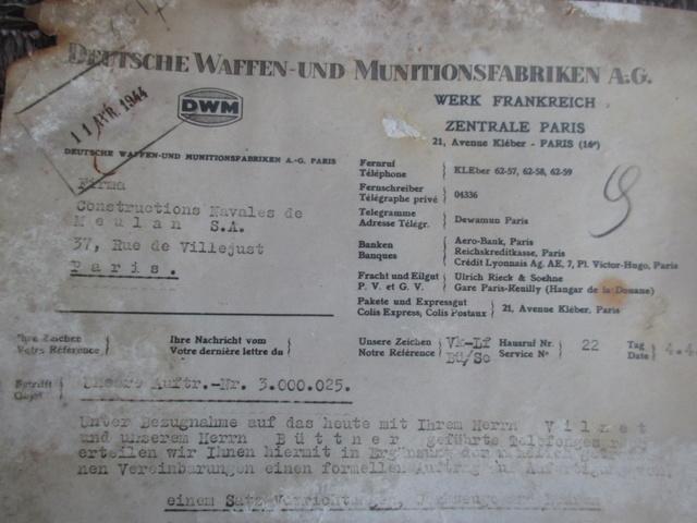 Lettres DWM - Chantiers navales de Meulan 4.4.1944. Img_4310