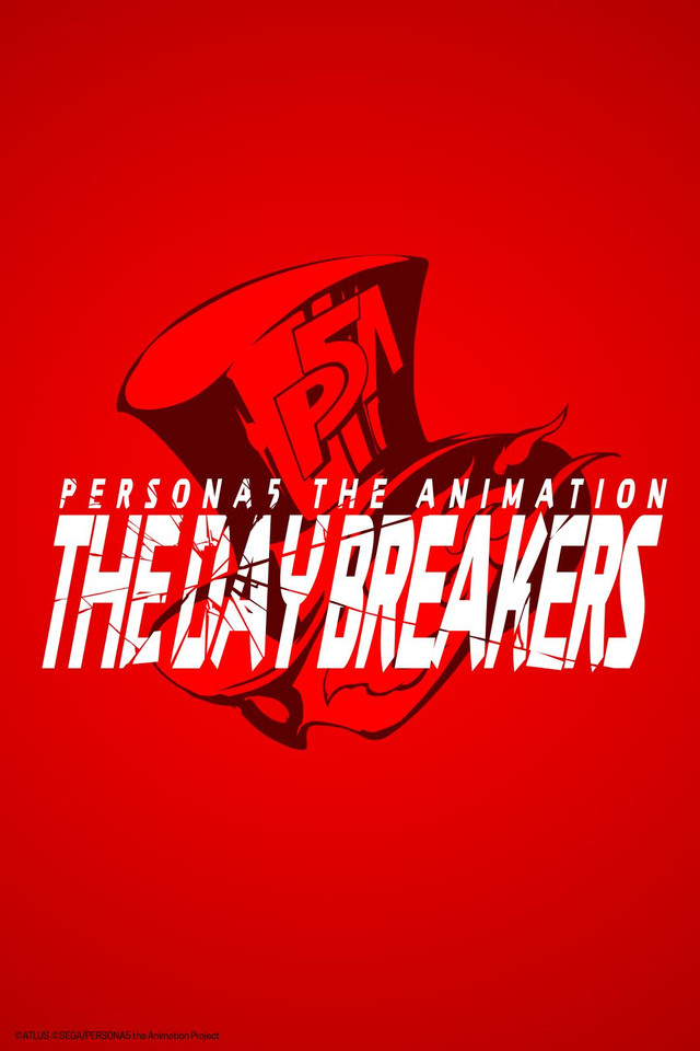 Persona 5 The animation -The day breakers- 5c5e6710