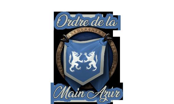 Ordre de la Main Azur
