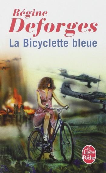 La bicyclette bleue - Tome 1 de Régine Deforges  La_bic10