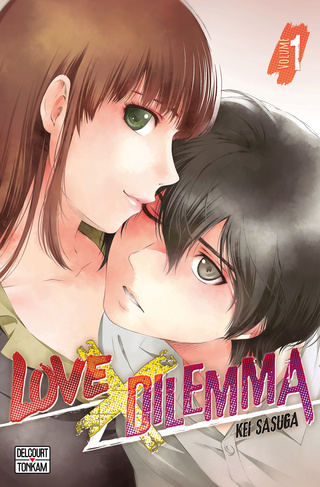 [MANGA] Love X Dilemma (Domestic na Kanojo) Lovexd10