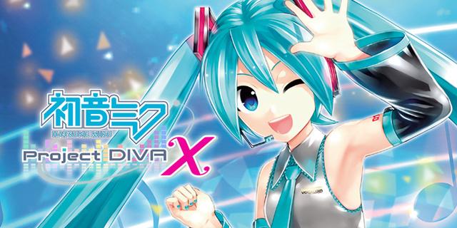 [PS4/PSV] Hatsune Miku Project Diva X Mikuku10