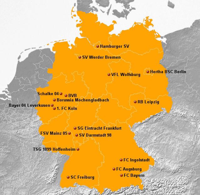 Niemiecka Bundesliga  1-bund10