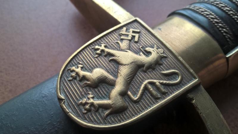 Sabre d'apparat  Officiel  / Fonctionnaire de Thuringe   Wp_20111