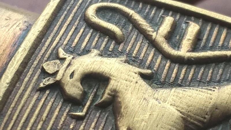 Sabre d'apparat  Officiel  / Fonctionnaire de Thuringe   Wp_20119