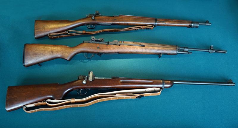 Ma nouvelle beauté : Remington M1903-A3 Collec10