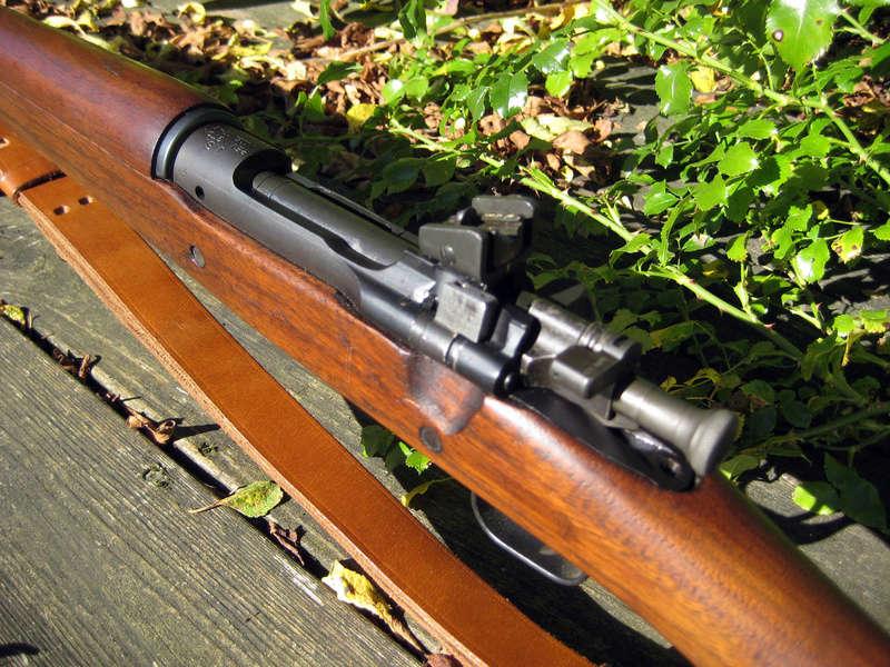 Ma nouvelle beauté : Remington M1903-A3 M1903a10