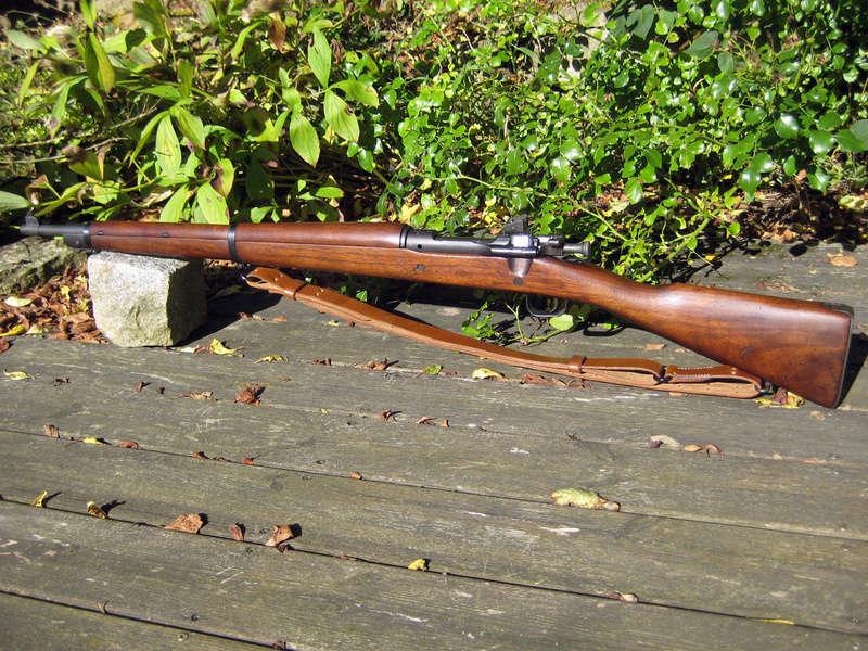 Ma nouvelle beauté : Remington M1903-A3 M1903a11