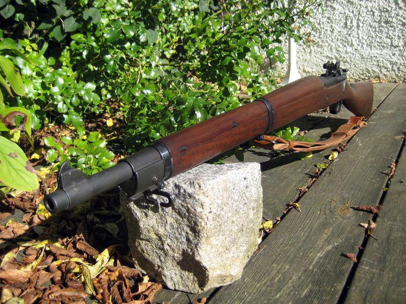 Ma nouvelle beauté : Remington M1903-A3 M1903a12