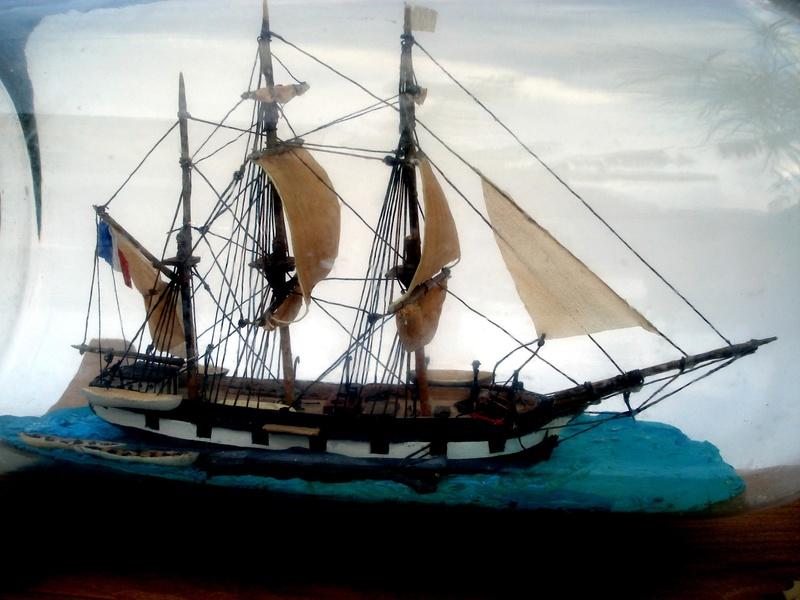 Les bateaux en bouteille Balein10