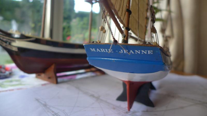 La Marie Jeanne Thonier Billing boats au 1/50 P1170710