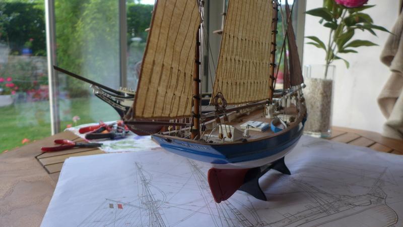 La Marie Jeanne Thonier Billing boats au 1/50 P1170711