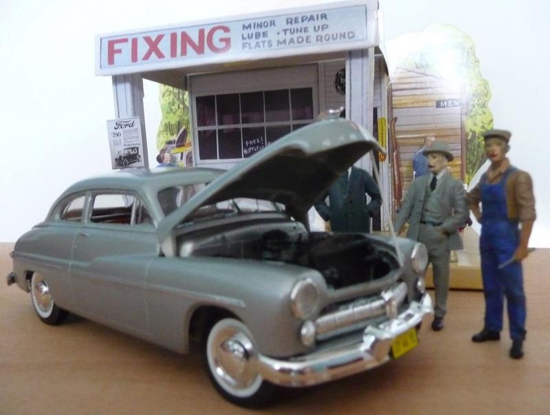MERCURY 1949  CLUB COUPE 2portes -  réf= AMT654/12  TROPHY SERIES   STOCK ENGINE 19492010