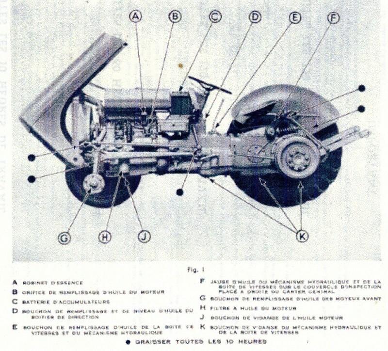 HELLER 1/24éme -  TRACTEUR FERGUSON FF 30 ESSENCE Img12712