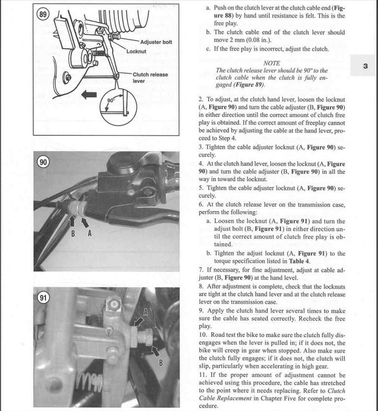 Réglage garde embrayage volant lourd Bmw_cl10
