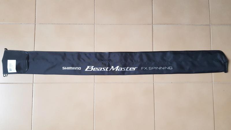 [VENDO] [NUOVA] SHIMANO BEASTMASTER FX PREDATOR 210 ML 20200126