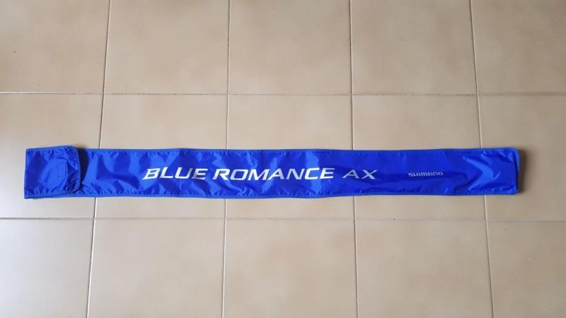 "[VENDO] [NUOVA] SHIMANO BLUE ROMANCE AX POWERGAME 7"" 40-80 GR 20200161"