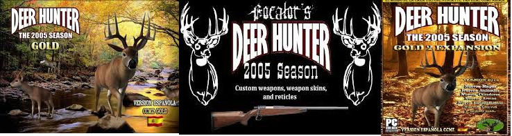 DEER HUNTER 2005  GOLD