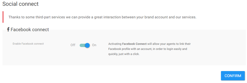 Facebook connect: link your account Facebo13