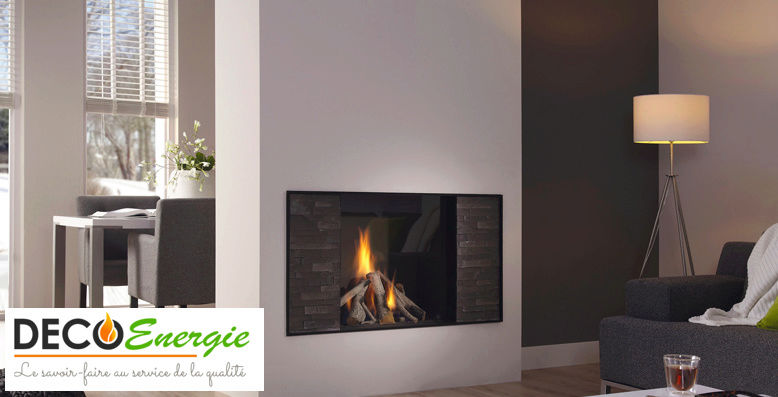 La flamme en toute simplicité avec les foyers GAZ Foyer_38