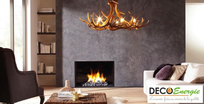 La flamme en toute simplicité avec les foyers GAZ Foyer_41