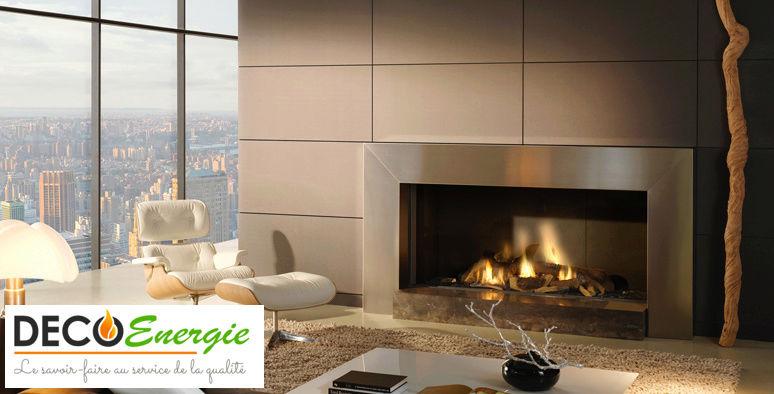 La flamme en toute simplicité avec les foyers GAZ Foyer_42
