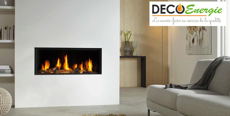 La flamme en toute simplicité avec les foyers GAZ Foyer_43