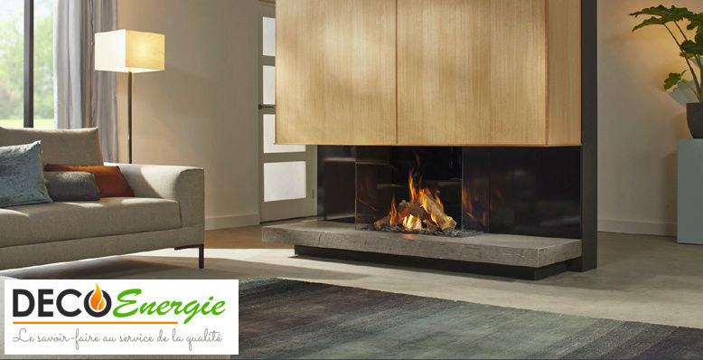 La flamme en toute simplicité avec les foyers GAZ Foyer_46