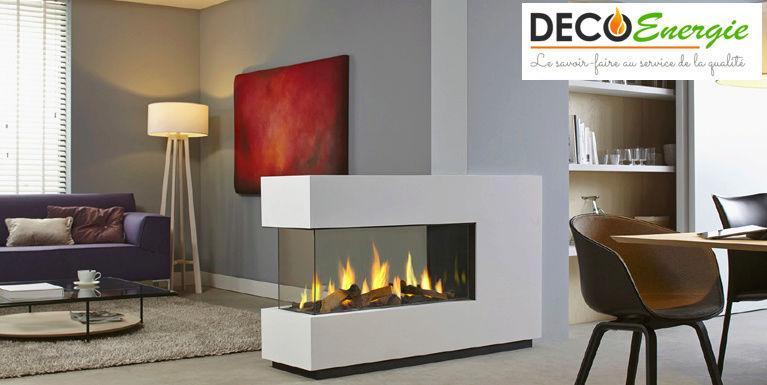 La flamme en toute simplicité avec les foyers GAZ Foyer_50
