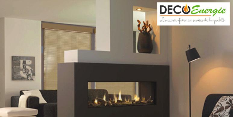 La flamme en toute simplicité avec les foyers GAZ Foyer_51