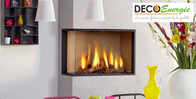 La flamme en toute simplicité avec les foyers GAZ Foyer_52