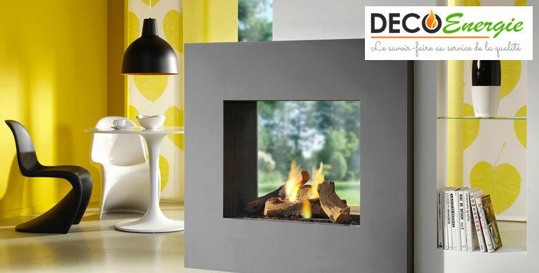 La flamme en toute simplicité avec les foyers GAZ Foyer_53