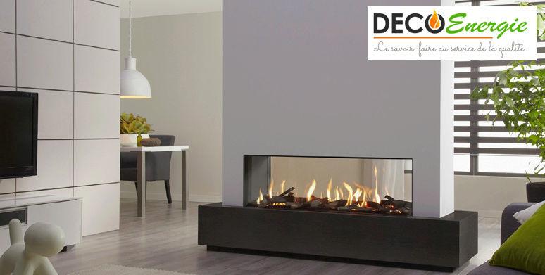 La flamme en toute simplicité avec les foyers GAZ Foyer_57