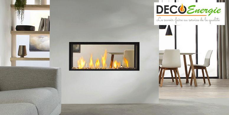 La flamme en toute simplicité avec les foyers GAZ Foyer_58